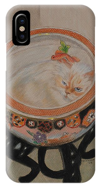 Shakespeare In A Chinese Fishbowl IPhone Case