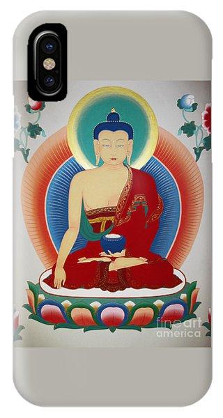 Shakyamuni Buddha  IPhone Case