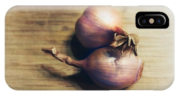 Shallots IPhone Case