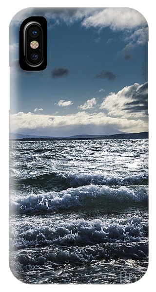 Shallows And Depths Of Adventure Bay IPhone Case