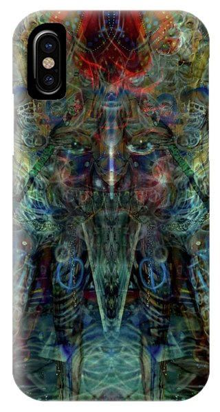 Shamanic Dream IPhone Case