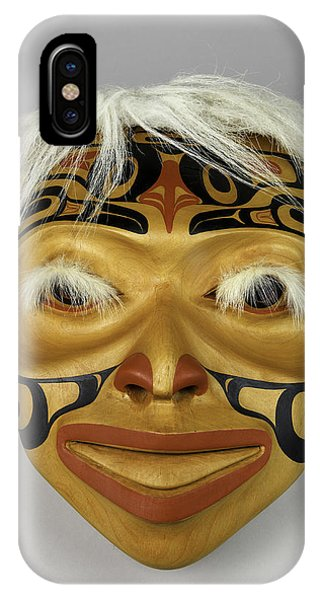 Shaman's Mask IPhone Case