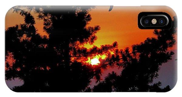 iPhone Case - Shangrila Sunset by Jack Eadon