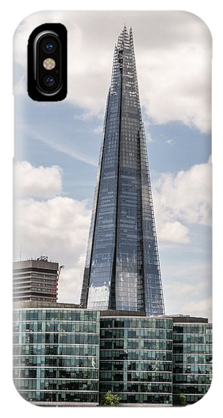 Shard Building In London IPhone Case