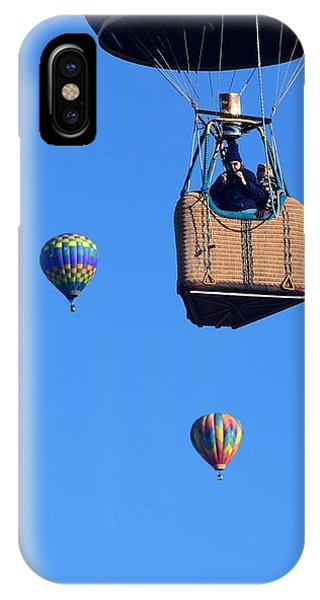 Share The Air IPhone Case