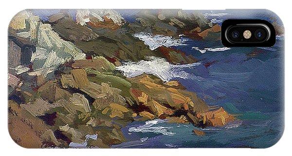 Shark Autumn Catalina  Plein Air IPhone Case