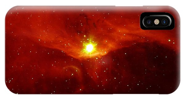 Constellations iPhone Case - Sharpless 140 In The Constellation Cepheus by American School