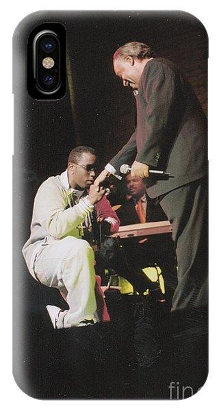 Apollo Theater iPhone Case - Sharpton 50th Birthday by Azim Thomas
