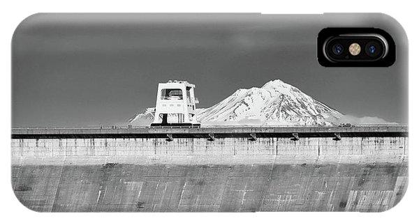 Shasta Dam  IPhone Case
