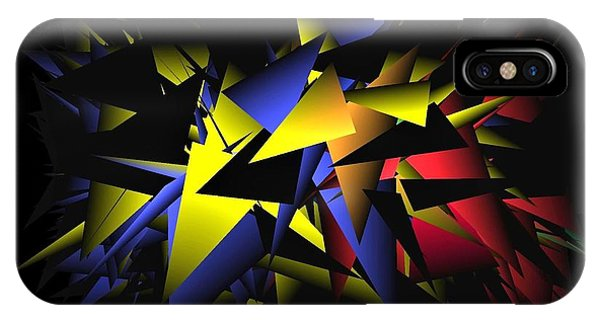 Shattering World IPhone Case