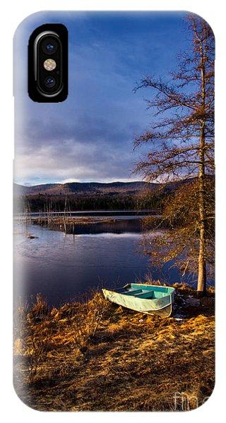 Shaw Pond Sunrise IPhone Case