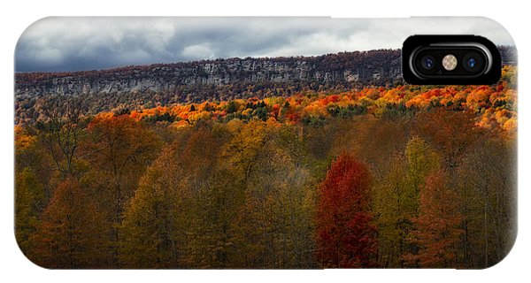 Shawangunk Mountains Hudson Valley Ny IPhone Case