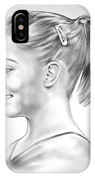 Bar iPhone Case - Shawn Johnson by Greg Joens