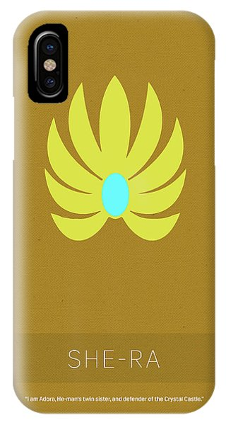 She iPhone Case - She-ra Princess Of Power My Favorite Tv Shows Series 014 by Design Turnpike