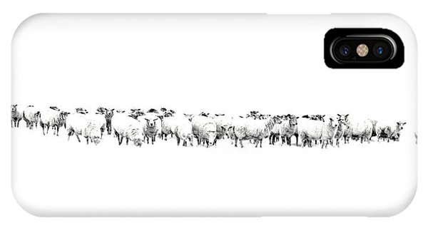 Sheeple  IPhone Case