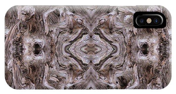 Sheep's Head Vortex Kaleidoscope IPhone Case