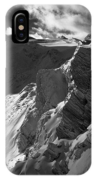 Sheer Alps IPhone Case