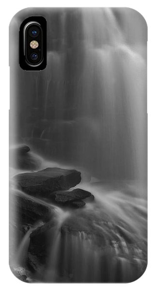 Flow iPhone Case - Sheer Bliss by Evelina Kremsdorf