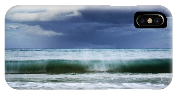 Sheer Wave IPhone Case