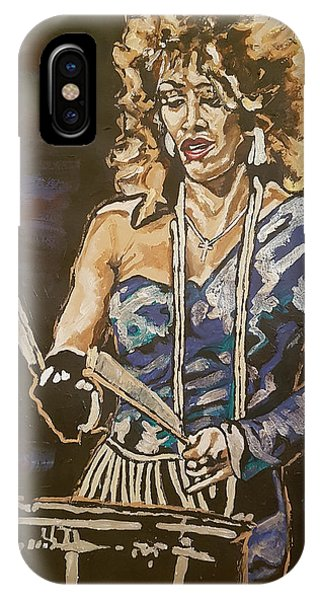 Sheila E IPhone Case