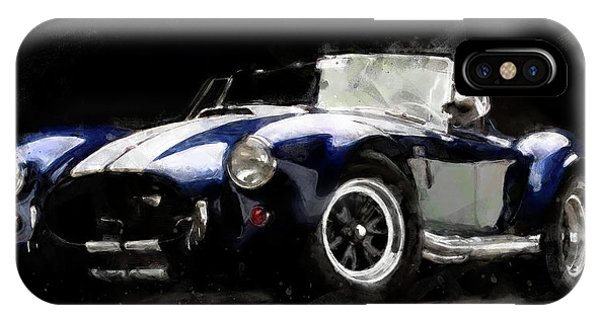 Shelby Cobra - 07 IPhone Case
