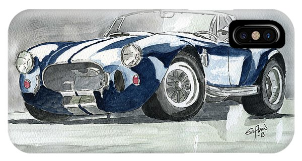Shelby Cobra IPhone Case