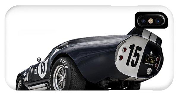 Automotive iPhone Case - Shelby Daytona by Douglas Pittman