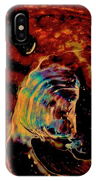 Shell Space IPhone Case