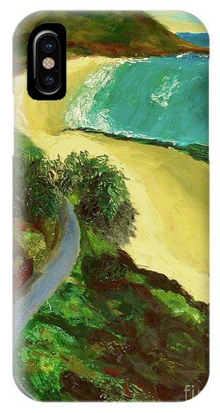 Shelly Beach IPhone Case