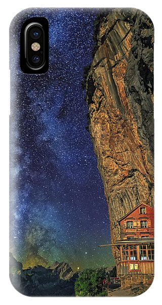 Sheltered From The Vastness IPhone Case