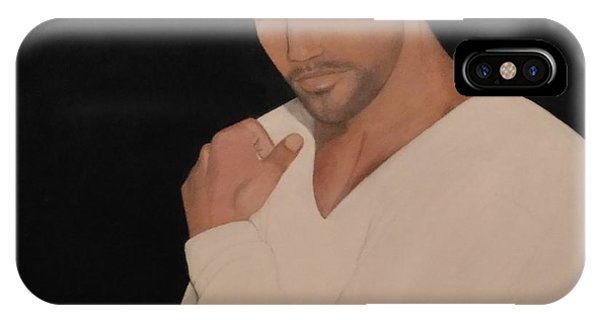 Shemar Moore IPhone Case