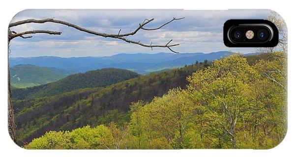 Shenandoah National Park IPhone Case