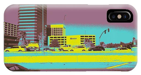 Sherman Oaks IPhone Case