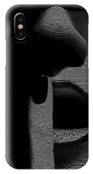 Shhh IPhone Case
