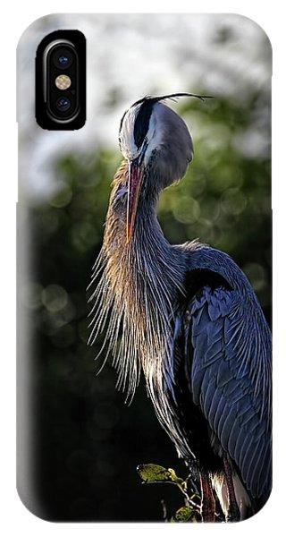 Shhhhh IPhone Case