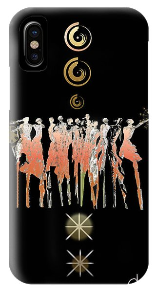 Women Chanting - Shieldmaidens IPhone Case