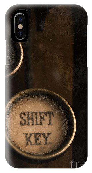 Shift Key IPhone Case