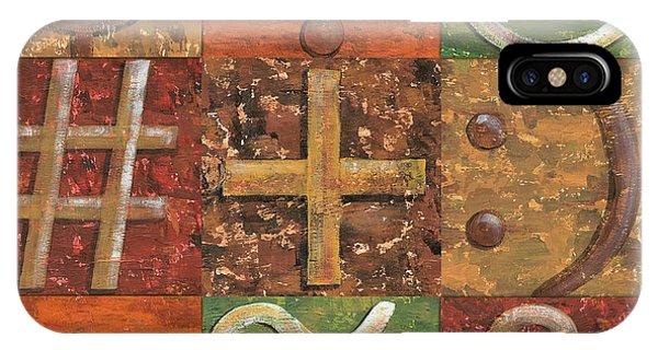 Equal iPhone Case - Shift Keys by Debbie DeWitt