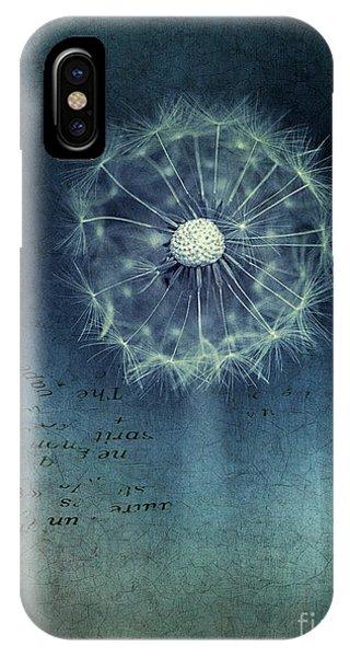 Teal iPhone Case - Shine by Priska Wettstein