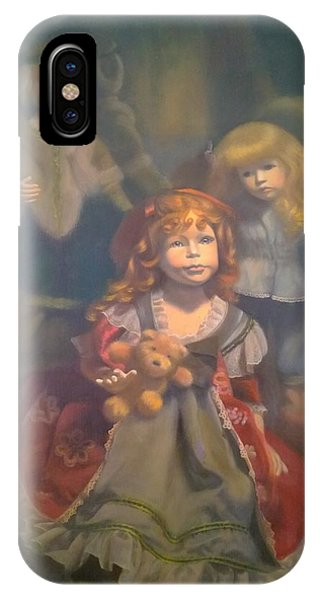 Fantasy Realistic Still Life iPhone Case - Shine With The Light Of Jesus by Weiyu Xia