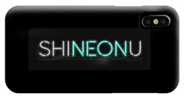 Shineonu - Neon Sign 1 IPhone Case