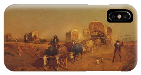 Ship Of The Plains IPhone Case