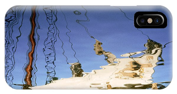 Ship Reflection Photo Phone Case by Peter J Sucy