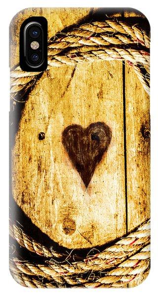 Maritime iPhone Case - Ship Shape Heart by Jorgo Photography - Wall Art Gallery