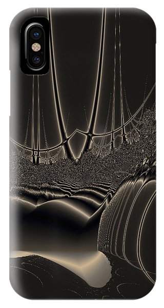 Ship Wreck Abstract IPhone Case