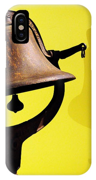 Ship's Bell IPhone Case