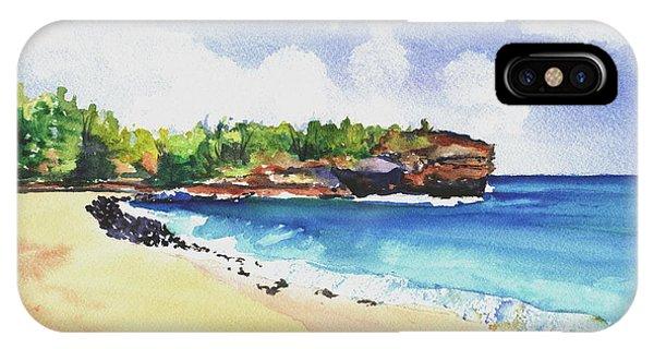 Shipwreck's Beach 2 IPhone Case