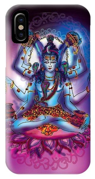 Shiva Abhishek  IPhone Case