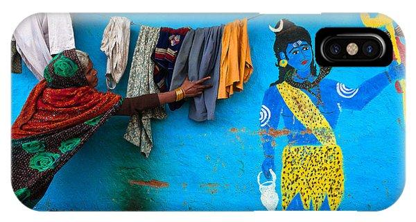 Shiva IPhone Case