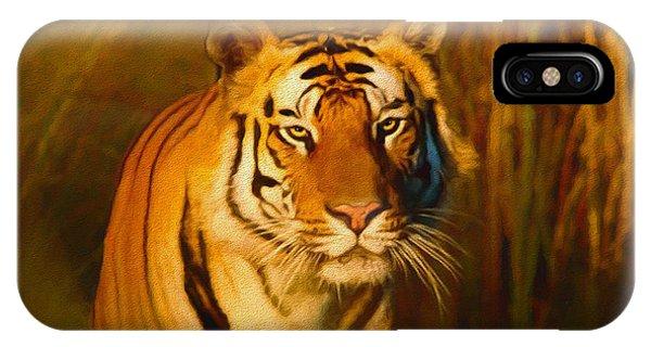 Shiva - Painting IPhone Case